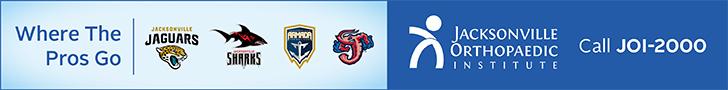 Jacksonville Orthopedic Institute Ad on Jacksonville Sports Radio
